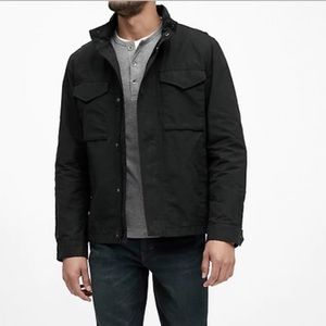 BANANA REPUBLIC Military/M-65 field jacket size S
